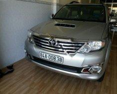 Cần bán xe Toyota Fortuner G 2013, màu bạc xe gia đình, 759 triệu giá 759 triệu tại Tiền Giang