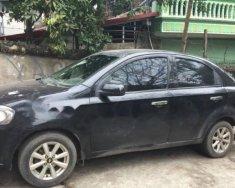 Cần bán Daewoo Gentra SX 1.5 MT 2007, màu đen xe gia đình giá 168 triệu tại Vĩnh Phúc