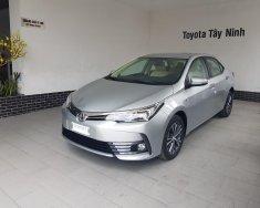 Cần bán xe Toyota Corolla altis 2018, ưu đãi bảo hiểm, full phụ kiện, đưa trước 220 triệu nhận xe giá 707 triệu tại Tây Ninh