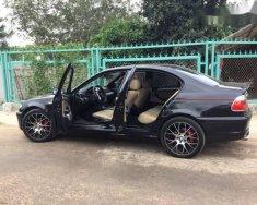 Bán BMW 3 Series 318i đời 2004, màu đen như mới, giá 285tr giá 285 triệu tại BR-Vũng Tàu