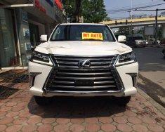 Bán Lexus LX 570 sản xuất 2016, màu trắng, nhập khẩu, giá tốt nhất thị trường giá 7 tỷ 400 tr tại Hà Nội