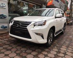 Bán xe Lexus GX 460 đời 2016, màu trắng, nhập khẩu đã qua sử dụng giá 4 tỷ 790 tr tại Hà Nội