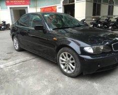 Chính chủ bán xe BMW 3 Series 318i sản xuất năm 2004, màu đen giá 235 triệu tại Hà Nội