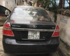 Bán gấp Daewoo Gentra 2007, màu đen giá 170 triệu tại Vĩnh Phúc