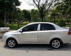 Bán Chevrolet Aveo LTZ đời 2015, màu bạc, giá chỉ 340 triệu giá 340 triệu tại Tp.HCM