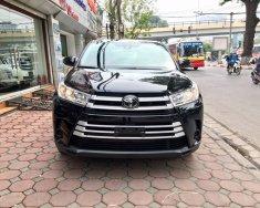 Bán Toyota Highlander LE sản xuất năm 2017, màu đen, nhập khẩu Mỹ giá tốt giá 2 tỷ 550 tr tại Hà Nội