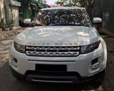 Bán LandRover Range Rover Evoque năm 2011, màu trắng, nhập khẩu giá 1 tỷ 368 tr tại Tp.HCM