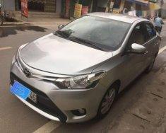 Bán Toyota Vios E đời 2014, màu bạc, giá chỉ 435 triệu giá 435 triệu tại Thái Bình