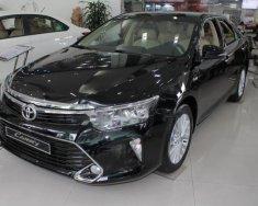 Bán xe Toyota Camry 2.0E đời 2018, màu đen giá 997 triệu tại Cần Thơ