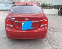 Bán ô tô Hyundai Accent sản xuất 2015, màu đỏ, xe nhập  giá 520 triệu tại Bình Phước