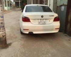 Bán ô tô BMW 5 Series 525i sản xuất 2007, màu trắng, xe nhập giá 360 triệu tại Tp.HCM