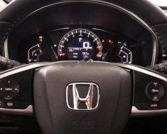 Bán ô tô Honda CR V E sản xuất năm 2018, màu đen, xe nhập giá 1 tỷ 136 tr tại Hà Nội