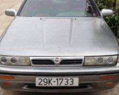 Bán ô tô Nissan Skyline 2.4 MT sản xuất năm 1992, màu xám giá 90 triệu tại Hà Nội