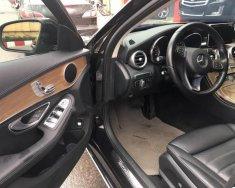 Bán Mercedes C250 đời 2015, màu đen chính chủ giá 1 tỷ 345 tr tại Hà Nội