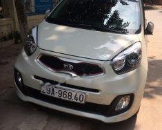 Bán xe Kia Morning sport đời 2011, màu kem (be), xe nhập giá cạnh tranh giá 345 triệu tại Hà Nội