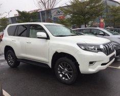 Bán xe Toyota Prado VX 2.7L 2018, màu trắng, nhập khẩu nguyên chiếc giá 2 tỷ 689 tr tại Hà Nội