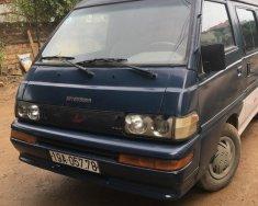 Cần bán Mitsubishi L300 sản xuất năm 2001, màu xanh lam, nhập khẩu, giá chỉ 70 triệu giá 70 triệu tại Phú Thọ