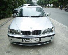 Bán xe BMW 3 Series 325i 2004, màu bạc, xe nhập   giá 335 triệu tại Hà Nội