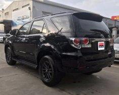 Bán Toyota Fortuner 2.5G sản xuất 2016, màu đen giá 920 triệu tại Hà Nội