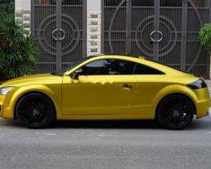 Bán xe Audi TT 2.0 S-line năm sản xuất 2008, màu vàng, xe nhập giá 790 triệu tại Tp.HCM