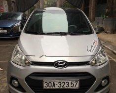 Cần bán gấp Hyundai Grand i10 1.0MT 2014, màu bạc, nhập khẩu giá 312 triệu tại Hà Nội
