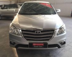 Bán ô tô Toyota Innova G năm 2015, màu bạc giá Giá thỏa thuận tại Tp.HCM