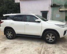 Cần bán lại xe Toyota Fortuner đời 2017, màu trắng số sàn giá 1 tỷ 100 tr tại Đà Nẵng