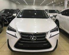 Bán ô tô Lexus NX 200T đời 2017, màu trắng, nhập khẩu nguyên chiếc giá 2 tỷ 350 tr tại Hà Nội