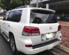 Bán xe Lexus LX 570 đời 2014, màu trắng, nhập khẩu nguyên chiếc chính chủ giá 4 tỷ 800 tr tại Hà Nội