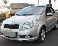 Bán Chevrolet Aveo 1.5LT sản xuất năm 2015, màu bạc giá 315 triệu tại Tp.HCM