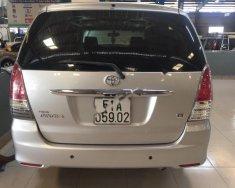 Cần bán xe Toyota Innova G năm 2011, màu bạc giá 488 triệu tại Tp.HCM