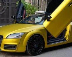 Bán xe Audi TT s 2.0 S-line năm sản xuất 2008, màu vàng, xe nhập giá 820 triệu tại Tp.HCM