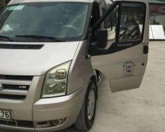 Chính chủ bán Ford Transit đời 2012, màu bạc giá 465 triệu tại Hà Nội