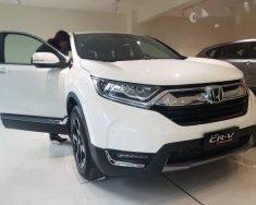 Bán ô tô Honda CR V đời 2018, màu trắng, nhập khẩu giá 1 tỷ 256 tr tại Tp.HCM