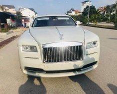 Bán ô tô Rolls-Royce Wraith năm 2015, màu trắng nhập khẩu nguyên chiếc giá 21 tỷ 650 tr tại Tp.HCM