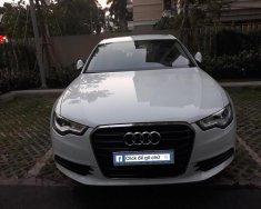Bán ô tô Audi A6 sx 2013, màu trắng, nhập khẩu nguyên chiếc giá 1 tỷ 420 tr tại Hà Nội