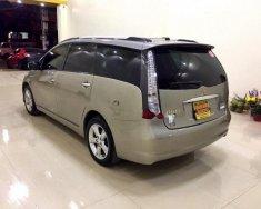 Cần bán gấp Mitsubishi Grandis 2.4 AT năm sản xuất 2009, màu vàng   giá 445 triệu tại Hải Phòng