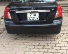 Cần bán xe Daewoo Lacetti EX sản xuất năm 2007, màu đen, giá tốt giá 143 triệu tại Phú Thọ