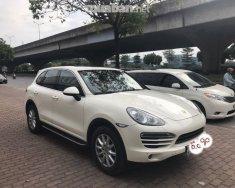Bán ô tô Porsche Cayenne đời 2011, màu trắng, nhập khẩu chính hãng, như mới giá 2 tỷ 380 tr tại Hà Nội