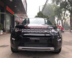 Cần bán xe LandRover Discovery Sport HSE năm sản xuất 2014, màu đen, nhập khẩu giá 2 tỷ 100 tr tại Hà Nội