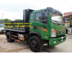 bán xe ben Dongfeng 6.9 tấn - 6T9 - 6.9 tấn 1 cầu thùng ben 5.7 khối giá 380 triệu tại Tp.HCM