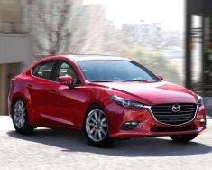 Mazda 3 1.5 Sedan 2017 - Trắng ngọc trinh, công nghệ vượt trội, hỗ trợ 80% giá 659 triệu tại Tp.HCM