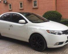 Cần bán gấp Kia Forte SLi năm 2010, màu trắng, nhập khẩu số tự động, giá tốt giá 412 triệu tại Thái Nguyên