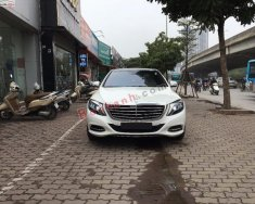 Bán ô tô Mercedes Benz S class S500L đời 2016, màu trắng giá 5 tỷ 100 tr tại Hà Nội