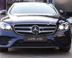 Cần bán xe Mercedes E300 AMG năm sản xuất 2018, màu xanh lam giá 2 tỷ 769 tr tại Tp.HCM
