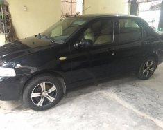 Cần bán xe Fiat Albea sản xuất 2007, màu đen giá cạnh tranh giá 129 triệu tại Hải Dương