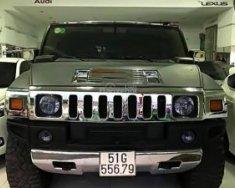 Bán ô tô Hummer H2 2008, màu đen, nhập khẩu giá 3 tỷ 500 tr tại Tp.HCM