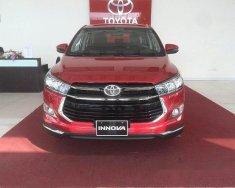 Bán Toyota Innova năm 2018, màu đỏ giá 830 triệu tại Hà Nội