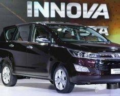 Cần bán Toyota Innova năm sản xuất 2018, màu đen giá Giá thỏa thuận tại Tp.HCM