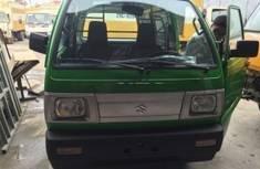 Bán xe Suzuki Carry Blind van xe bán tải mầu xanh, hỗ trợ trả góp thủ tục nhanh gọn giá 280 triệu tại Hà Nội